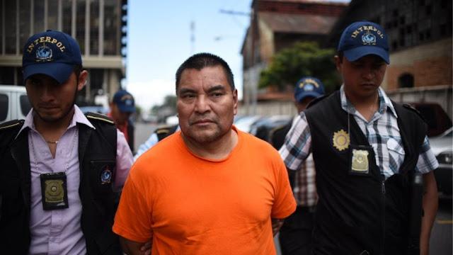 5.160 χρόνια φυλακή σε πρώην στρατιωτικό στη Γουατεμάλα