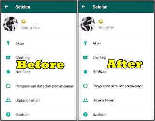Cara Ganti Jenis Font Whatsapp Tanpa Root