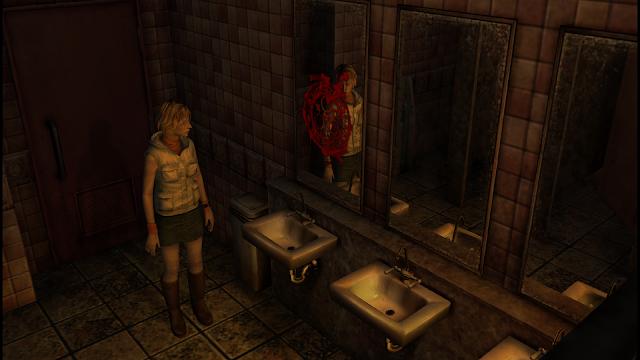 Silent Hill 3 Screenshot-2
