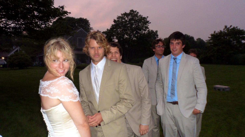 David Olsen Daniela Ruah Wedding   www.pixshark.com ...