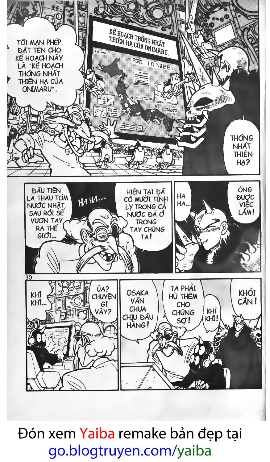 Yaiba chap 71 trang 9