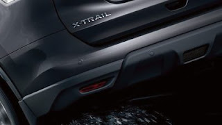 Nissan X-trail PARKING SENSOR TECHNOLOGIES