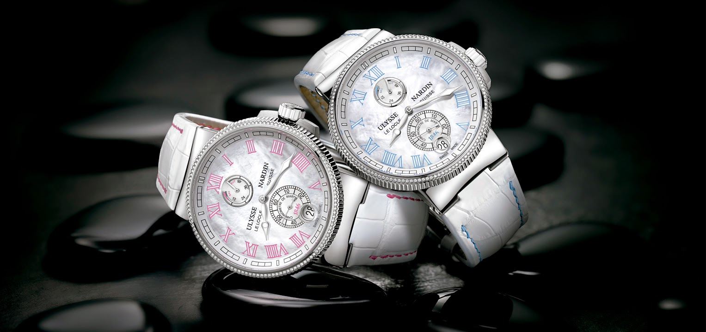 Ulysse Nardin Marine Chronometer Manufacture Ladies debajodelreloj