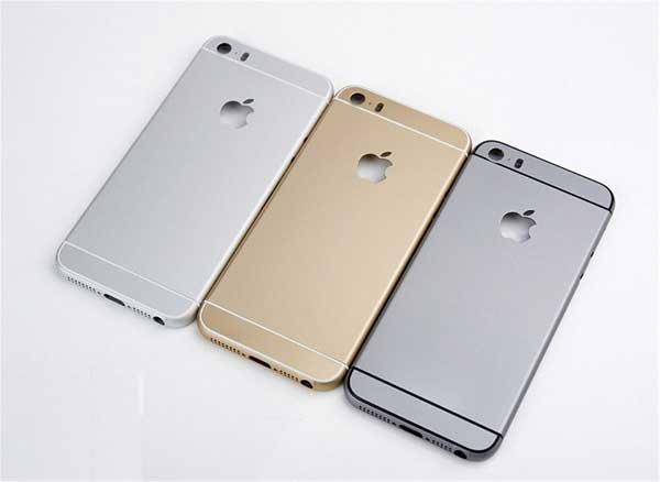 thay vỏ iPhone 6S chính hãng