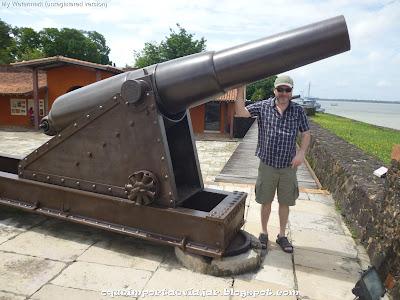 Forte do Presépio - Belém - Pará