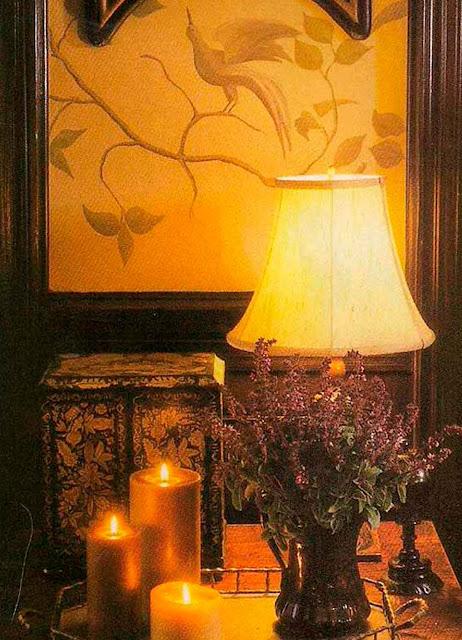 decoração vintage filme
