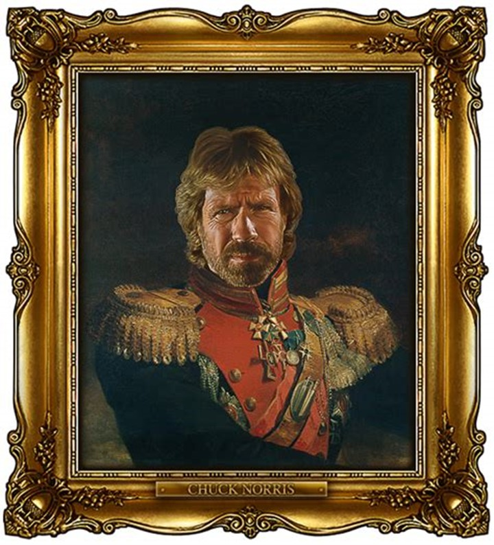 Chuck Norris Christian Resource Page