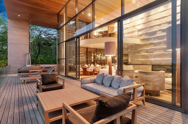 Casas minimalistas y modernas galerias modernas y for Galerias casas minimalistas