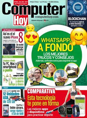 Revista Computer Hoy España - 8 Septiembre 2017