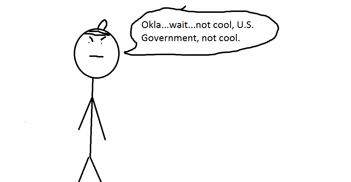 America: A History in Stick Figures: More Westward Movement