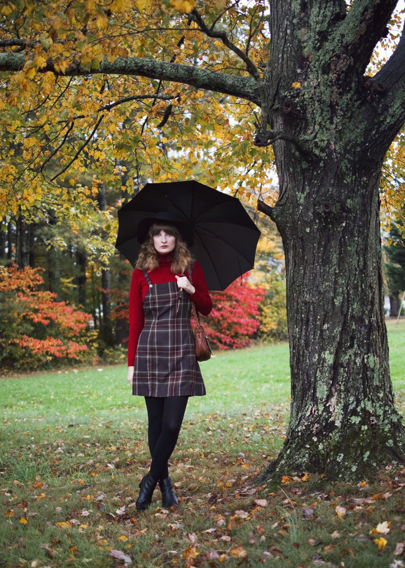 The Flying Clubhouse: October Rain | fall outfit