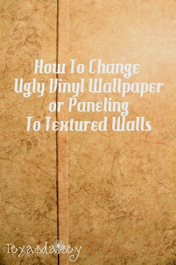 How To Paint Over Vinyl Walls