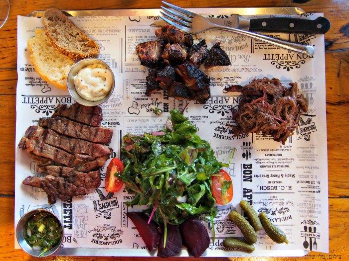 Bar B Que - Kosher Australian Grill in Herzliya Pituach