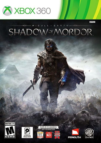 Middle Earth Shadow Of Mordor Xbox 360 Region Free Latino