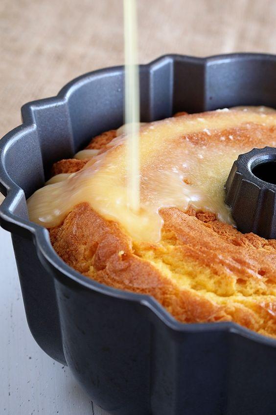 Orange Juice Cake