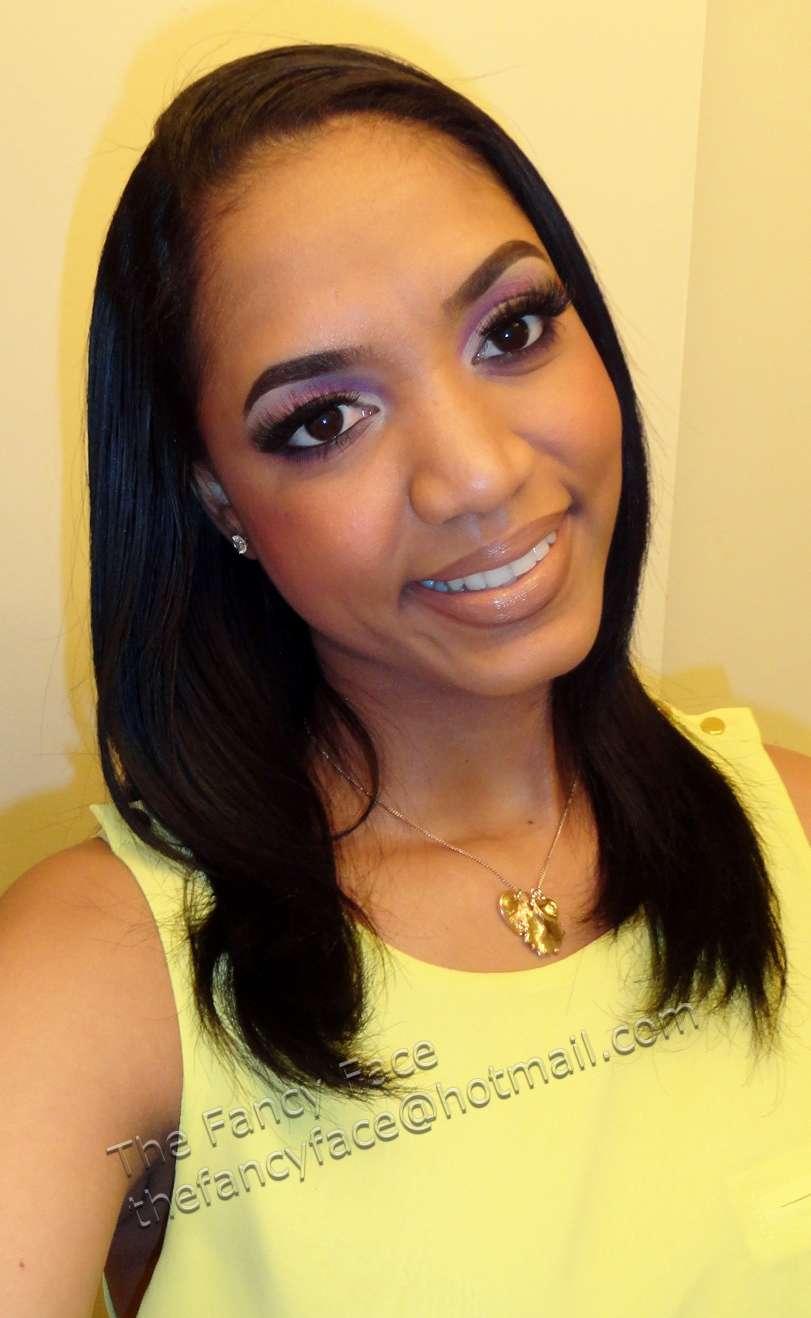 "Main Makeup Brushes You Need: Kelly Rowland ""Kisses Down"