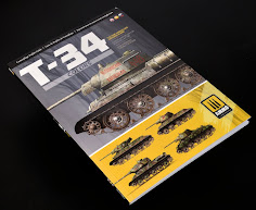 Read n' Reviewed: T-34 Colors. T-34 Tank Camouflage Patterns in WWII from AMMO by Mig Jiménez