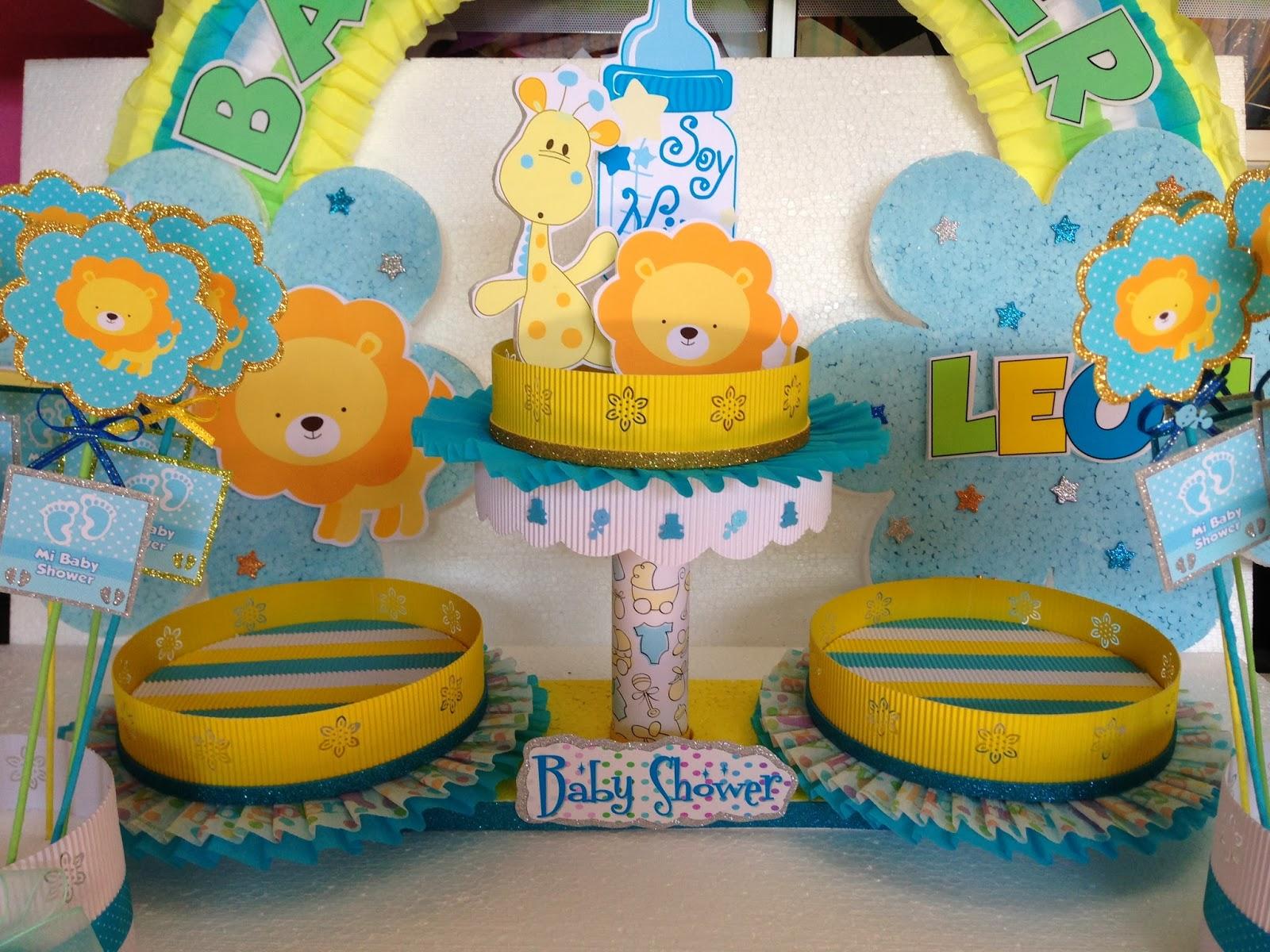 DECORACIONES INFANTILES baby shower