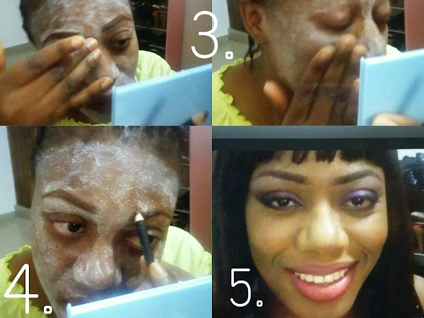 6 Steps To Using Mist Mag As Face Primer