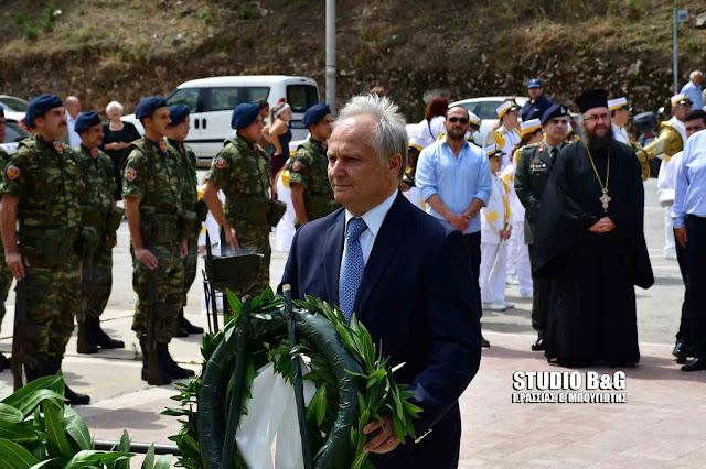 Ανδριανός: Δεν θα επιτρέψουμε σε κανέναν να παραχαράξει την ιστορική αλήθεια της γενοκτονίας του ποντιακού ελληνισμού