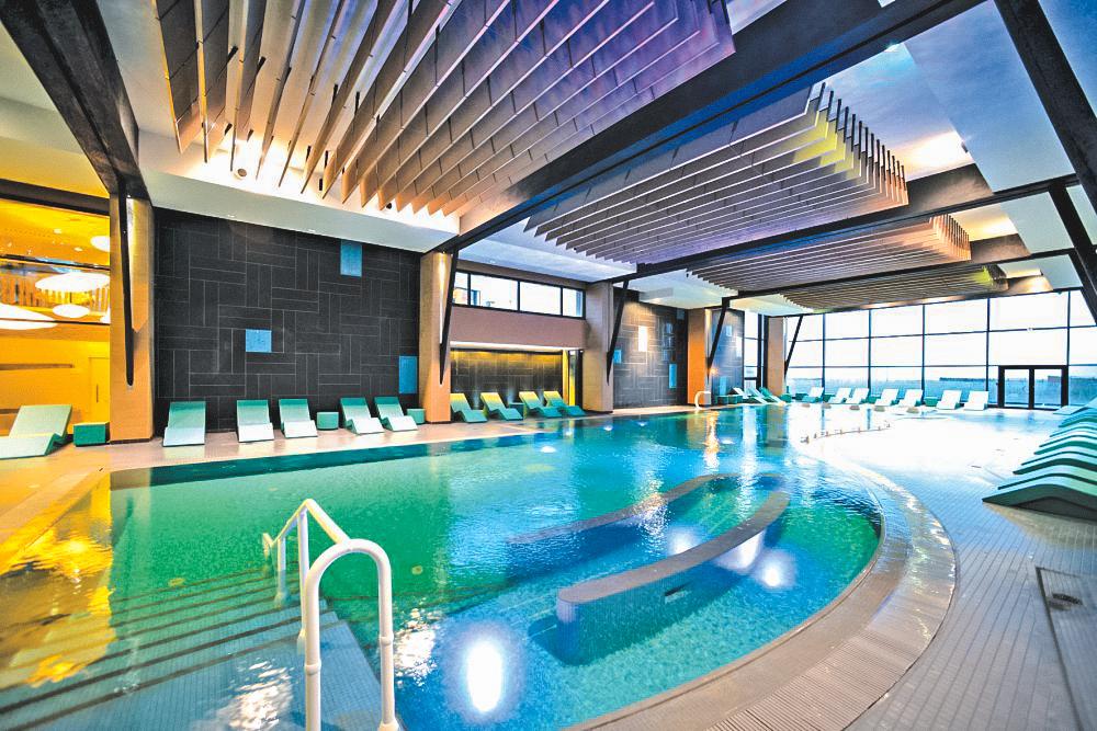 SPA les bains de cabourg hôtel