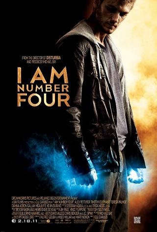 Tôi Là Số 4 - I am number four