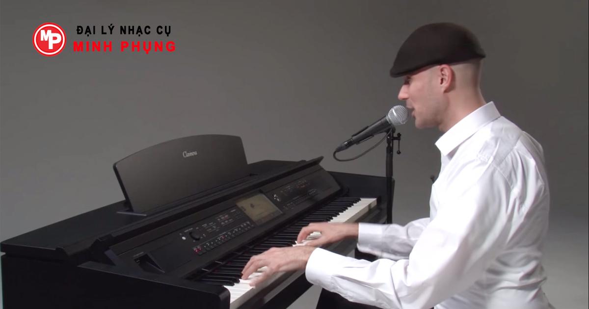 đàn piano điện Clavinova CVP và Clavinova CLP