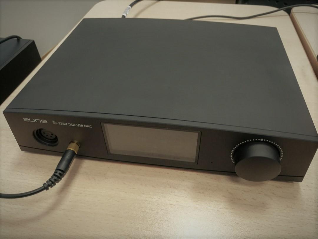 Audio i Voodoo: Aune S6 DAC/AMP