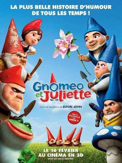 Download Gnomeo & Juliet (2011) BluRay 720p