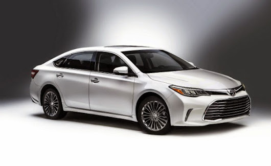 Hybrid Cars Online:  Toyota Reveals Refreshed 2016 Avalon Including Hybrid Version