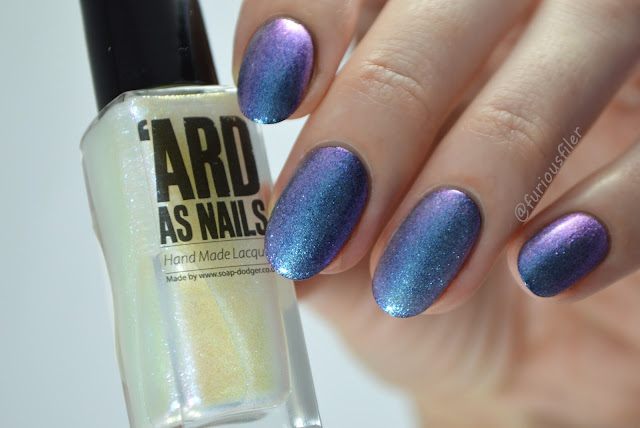 'ard as nails colour shift collection amie flakies