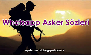 whatsapp asker durumları