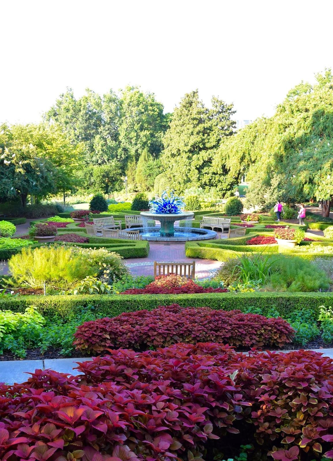 Chihuly At The Atlanta Botanical Garden