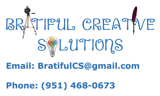 Bratiful Creative Solutions Contact Information
