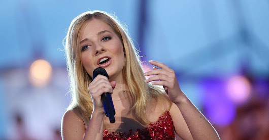 #Trump Boosts the economy as Inauguration performer Jackie Evancho's album sales skyrocket #MerryChristmas