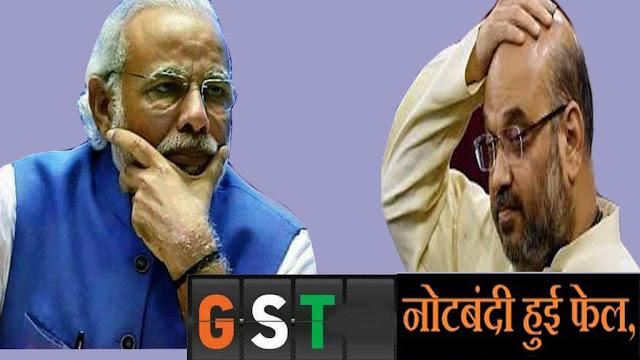GST and Notbandi
