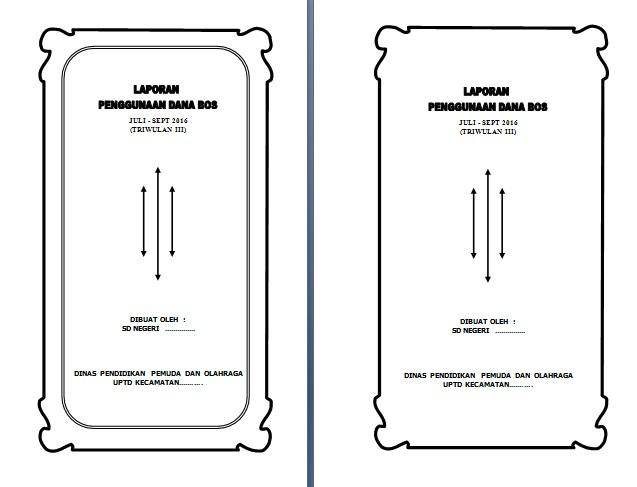 Download Format Laporan Pertanggung Jawaban Bos