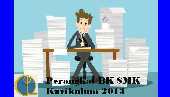 Perangkat BK SMK Kurikulum 2013