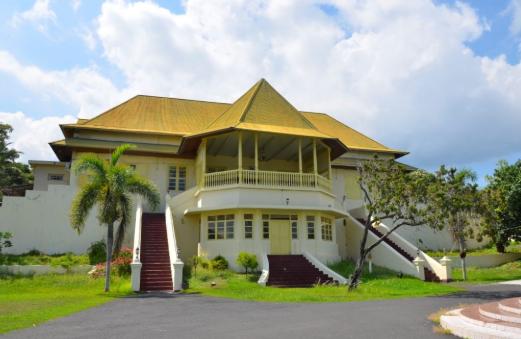 Wisata Sejarah: Istana Kesultanan Ternate di Maluku Utara