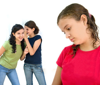 ayo hentikan kebiasaan bully
