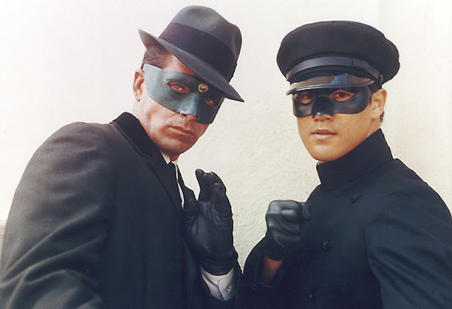 Image: The Green Hornet and Kato, by Jeci1999 on Flickr