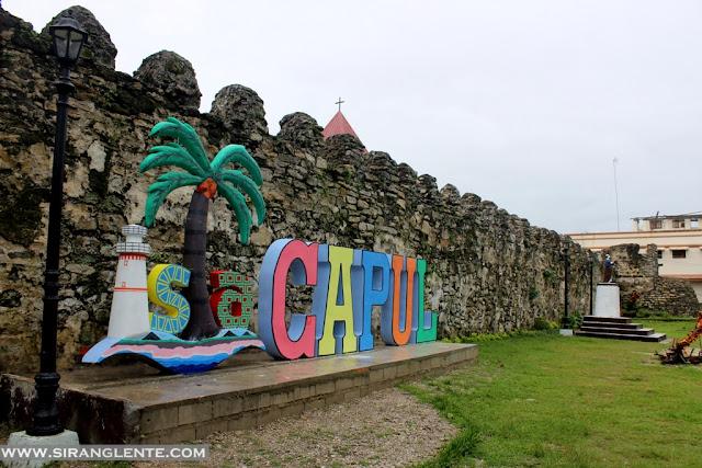 capul island history