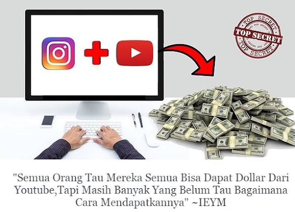 Manis dan Gurihnya dollar dari Youtube Trik dan Softaware Untuk Youtuber