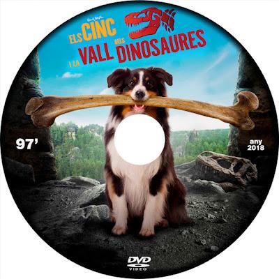 Els CINC i la vall dels dinosaures - [2018]