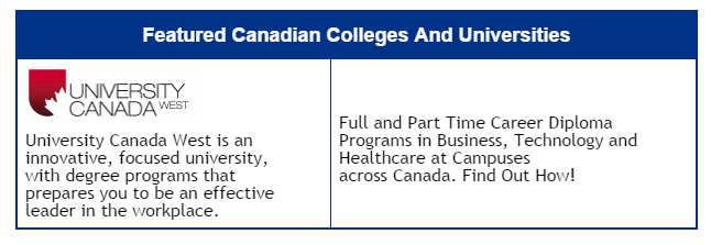 Canadian scholarships?