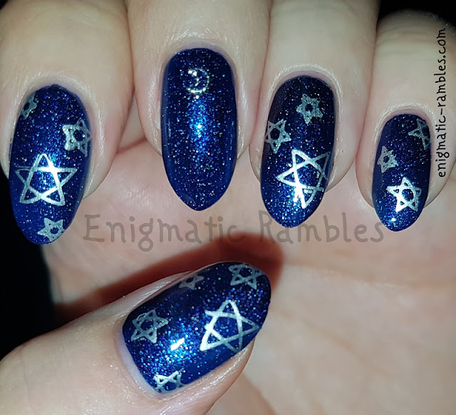 Space-Galaxy-Nails