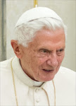 Pray for His Holiness Pope Emeritus Benedict
