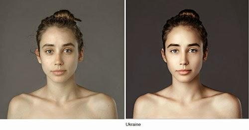 hasil photoshop wanita ukraina