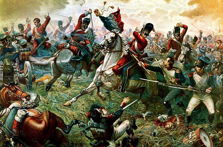 Aile Waterloo muharebesini kazananların İngilizler olmasını sağladı.