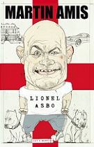Lionel Asbo by Martin Amis book cover